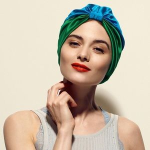 Silke London Sleeping headwrap